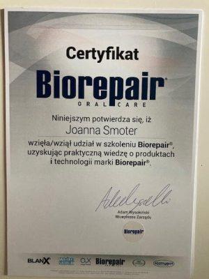 Dental-Corner-certyfikat-Joanna-Smoter-5 (1)