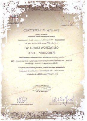 certyfikat Doktora 7 001
